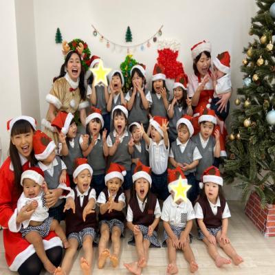 Merry Christmas!《大阪市中央区心斎橋、長堀橋にある保育園》