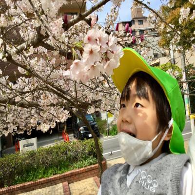公園遊び!《大阪市中央区心斎橋、長堀橋にある学べる保育園HUGキッズ》