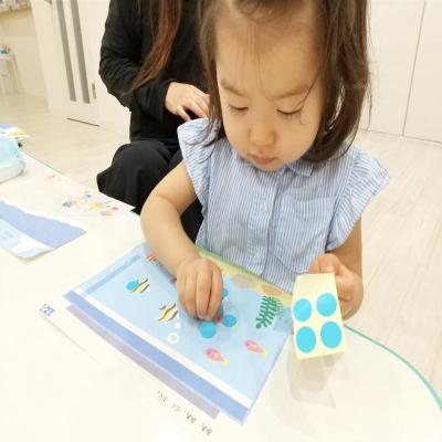 月に一度の親子教室!《大阪市中央区心斎橋、長堀橋にある学べる保育園HUGキッズ》