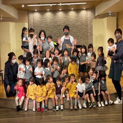 ☆ご挨拶☆《大阪市中央区、長堀橋、心斎橋にある学べる保育園》
