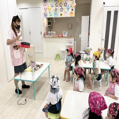 金曜日カリキュラムは課外授業です!《大阪市中央区心斎橋、長堀橋にある学べる保育園HUGキッズ》