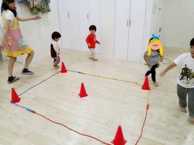 運動会練習・その4【今日は行進】(^^♪
