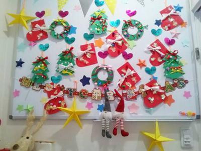 12月♪子どもたちワクワク【クリスマス】