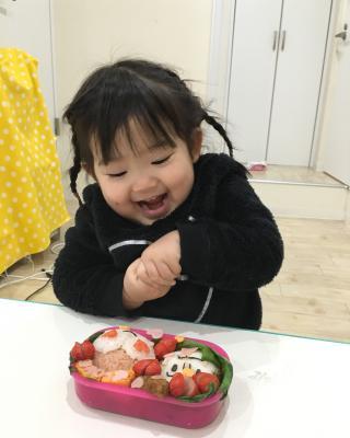 2月のHUG弁 part2♡