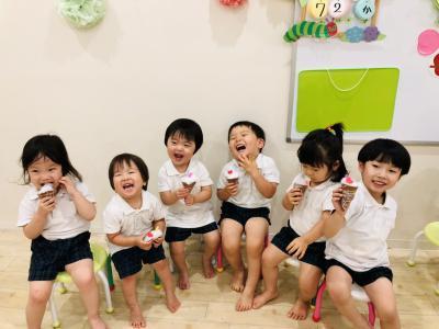 ソフトクリ~~ム!«大阪市中央区心斎橋、長堀橋にある保育園»