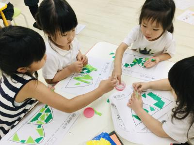 1DAYサマースクール«大阪市中央区心斎橋、長堀橋にある保育園»