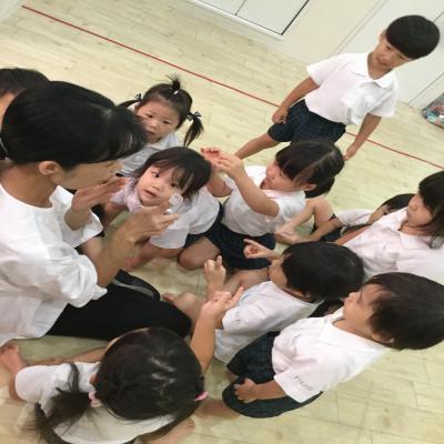 みんな大好き♪リトミック《大阪市中央区心斎橋、長堀橋にある保育園》