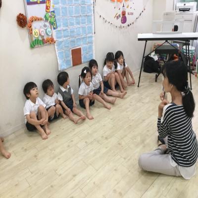 みんな大好きリトミック♪《大阪市中央区、心斎橋、長堀橋にある保育園》