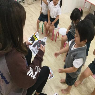 ☆Today's English☆《大阪市中央区心斎橋、長堀橋にある保育園》